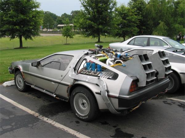 DeLorean Car Show Events - Memphis car show